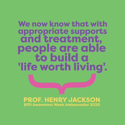 Professor Henry Jackson Quote