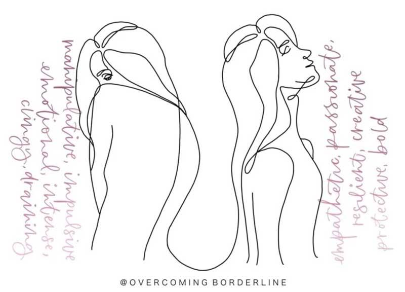 Overcoming Borderline by Laura