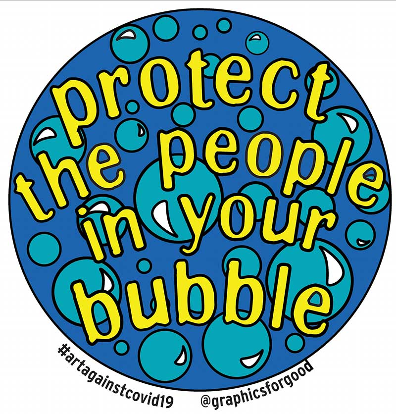 Protect people in your bubble